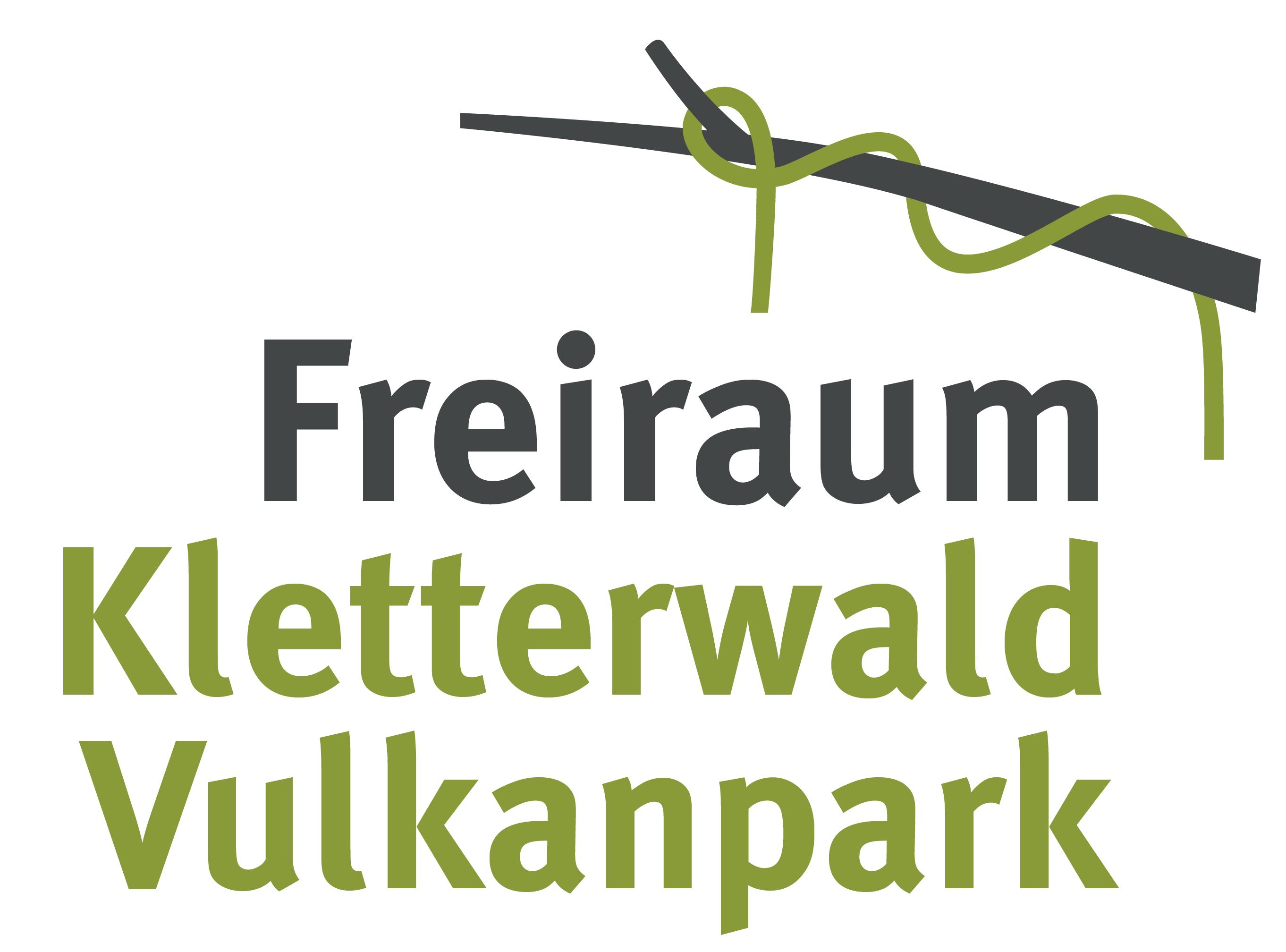Freiraum Kletterwald Vulkanpark